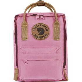 Fjällräven Kånken No.2 Mini Backpack pink